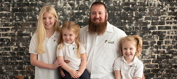 Erdye's Pest Control Green Bay Family