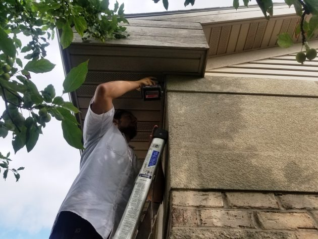Squirrel Pest Control by Erdyes Pest Control in Wisconsin